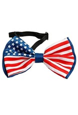 Leema Bow Tie USA Print