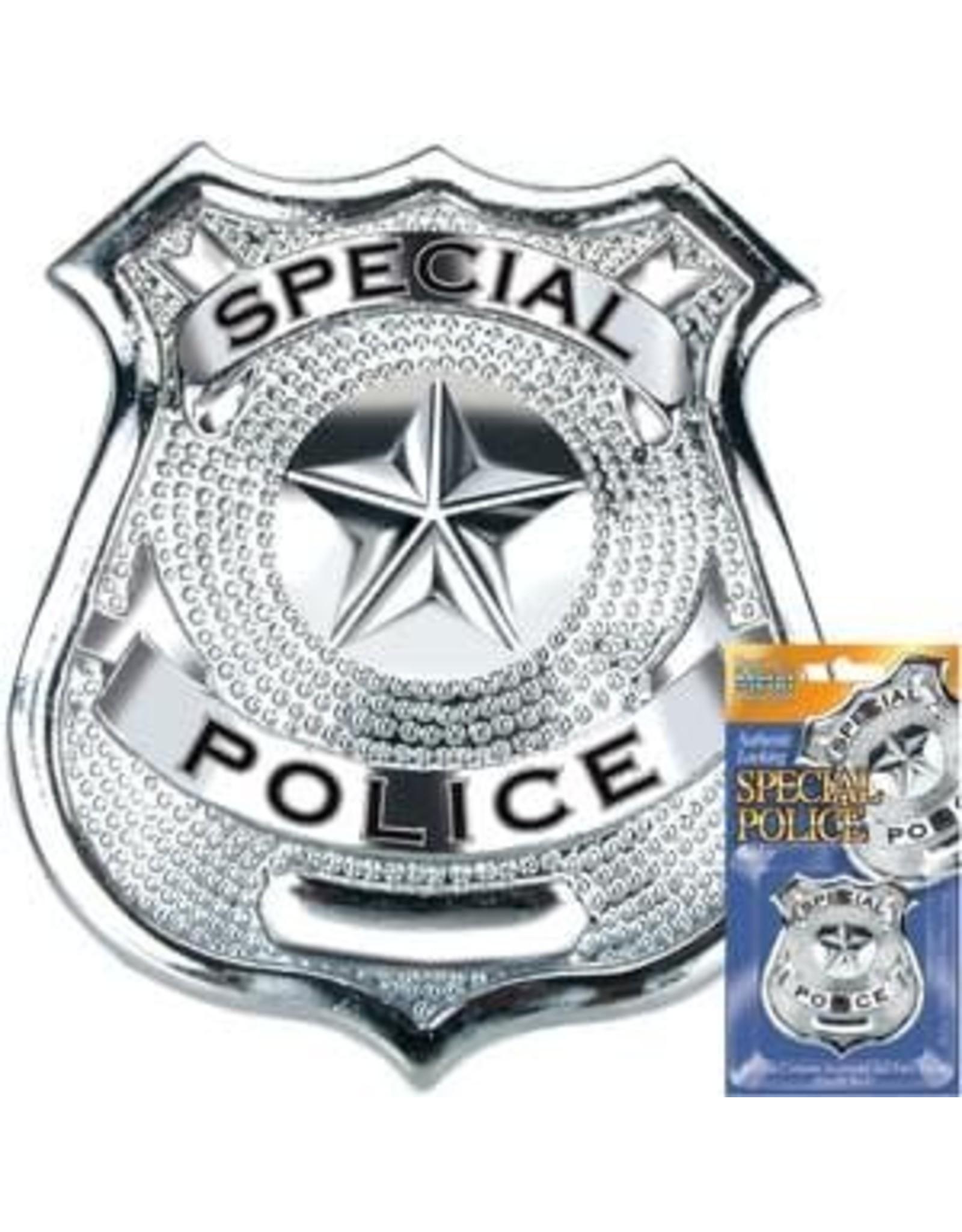 Loftus Special Police Badge