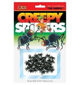 Loftus Creepy Spiders