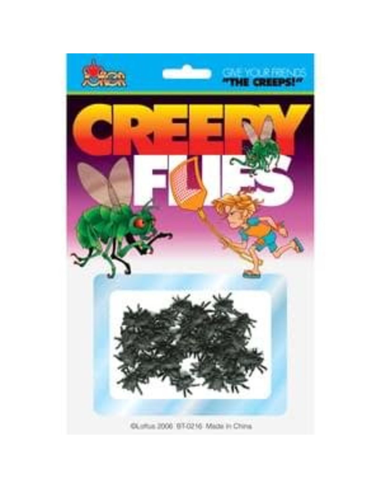 Loftus Creepy Flies