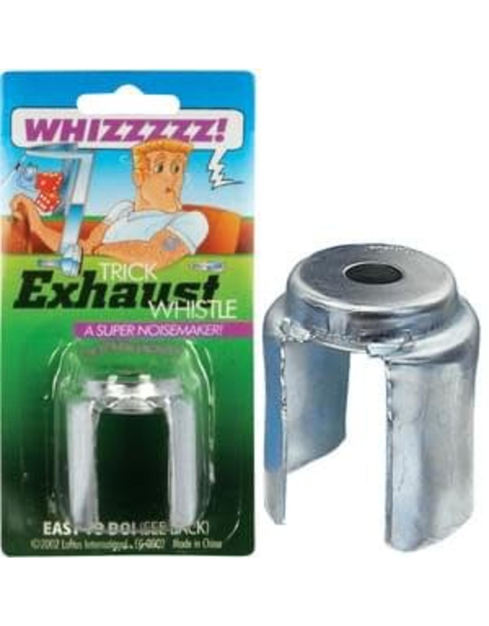Loftus Exhaust Whistle