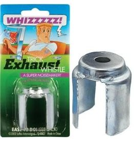 Loftus Exhaust Whistle