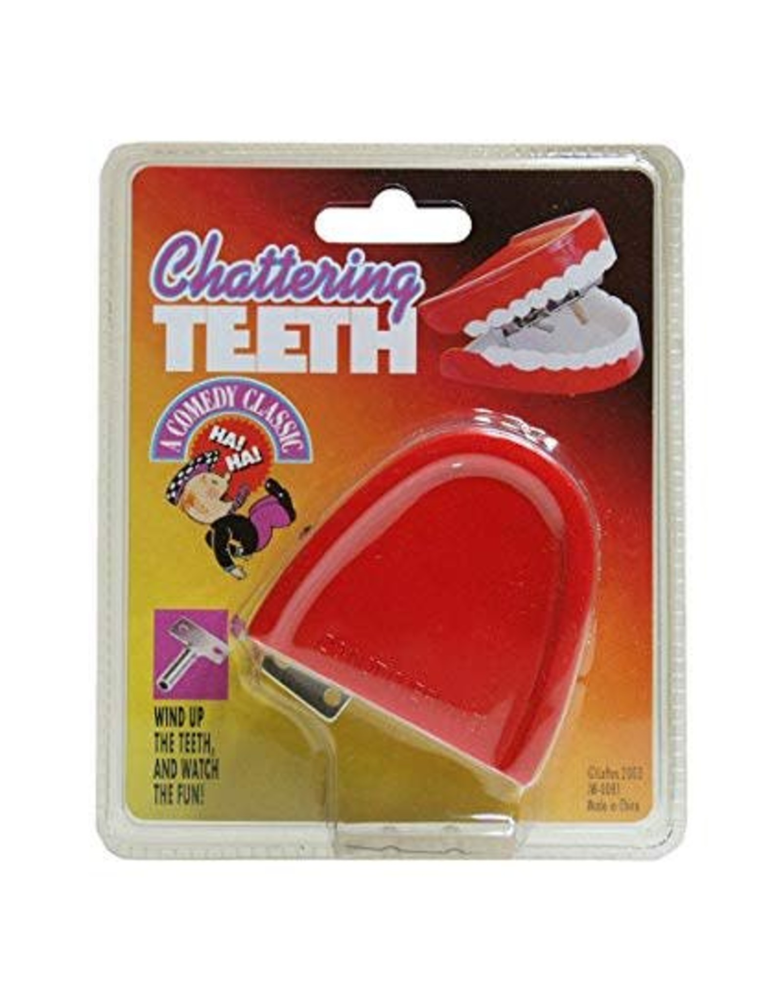Loftus Chattering Teeth