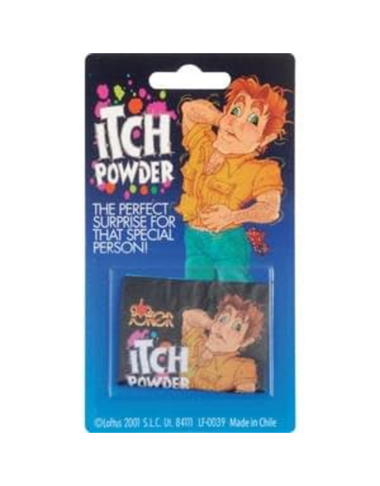 Loftus Itch Powder