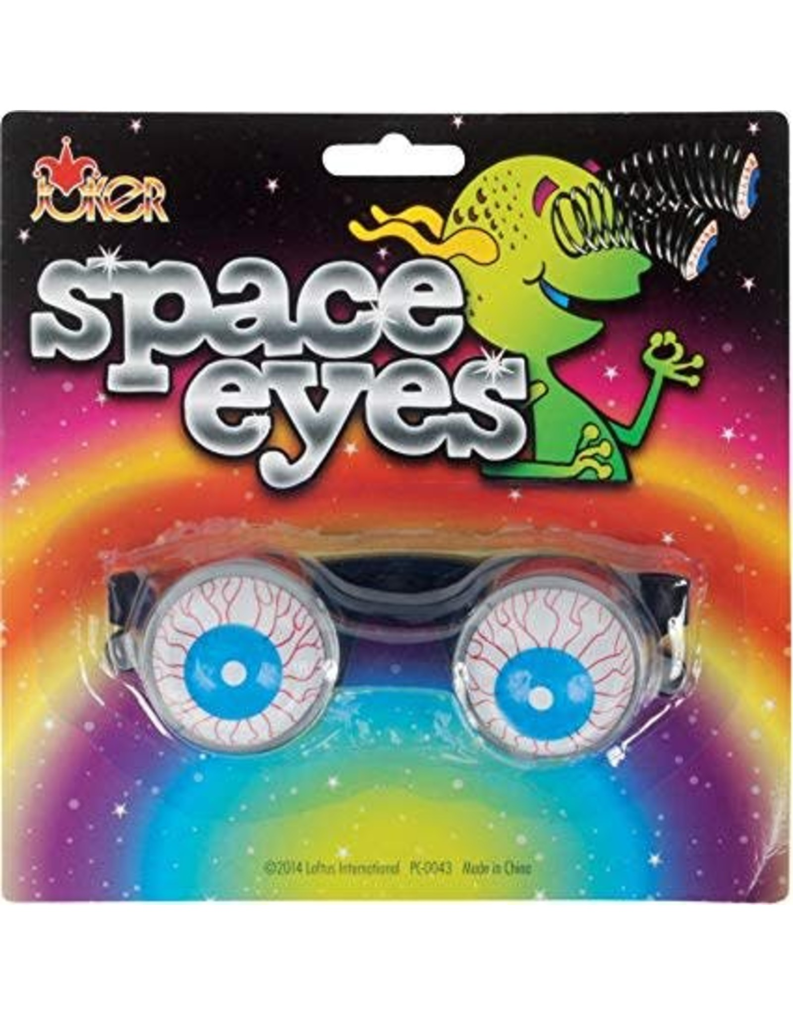 Loftus Space Eyes