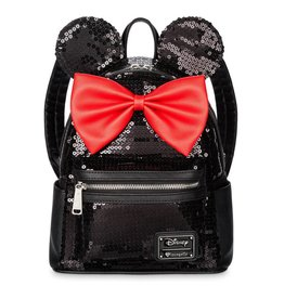 Loungefly Minnie Sequin Backpack