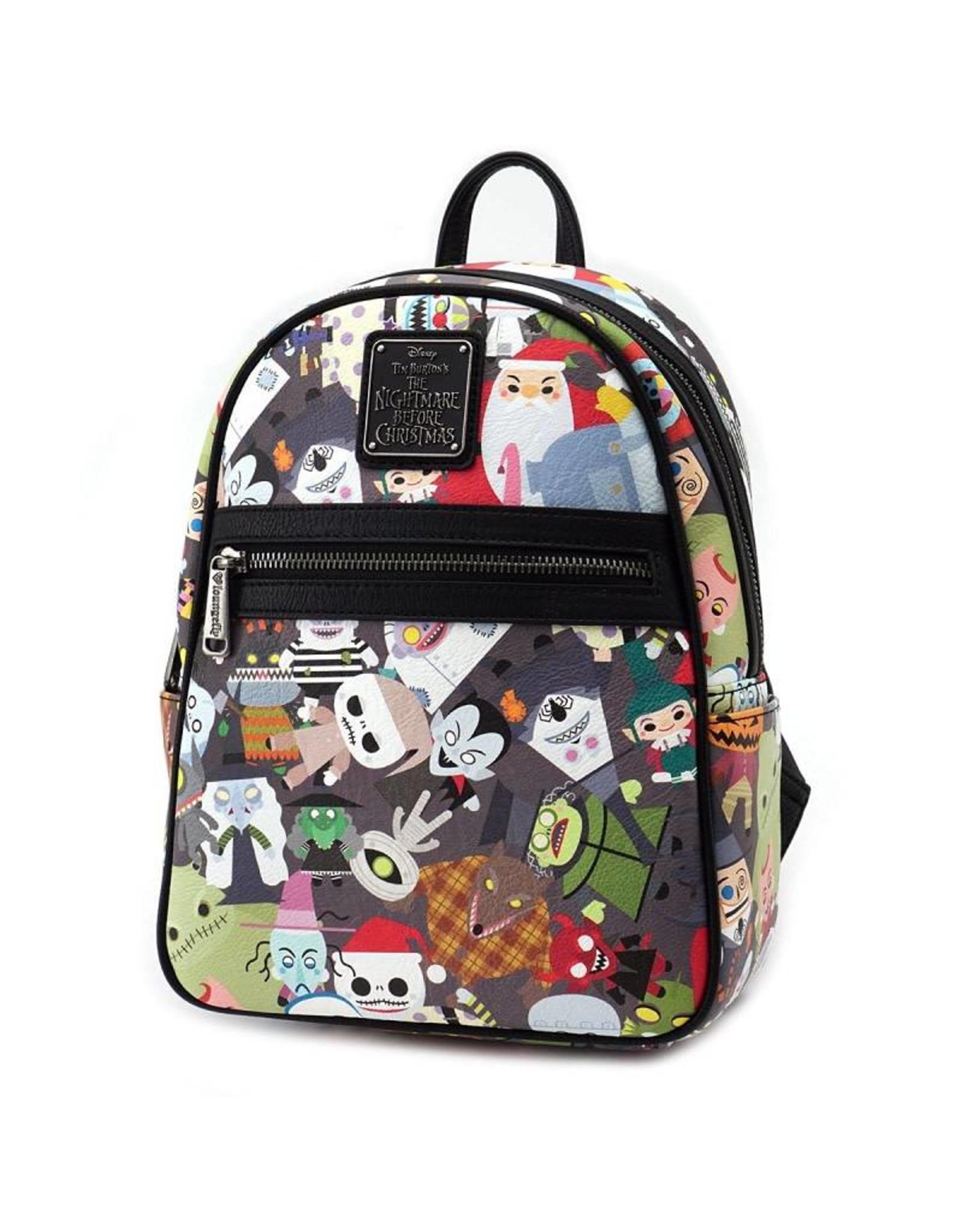 Loungefly NBC Mini Backpack