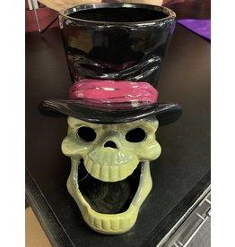 Morbid Enterprises Skull Candy Bowl