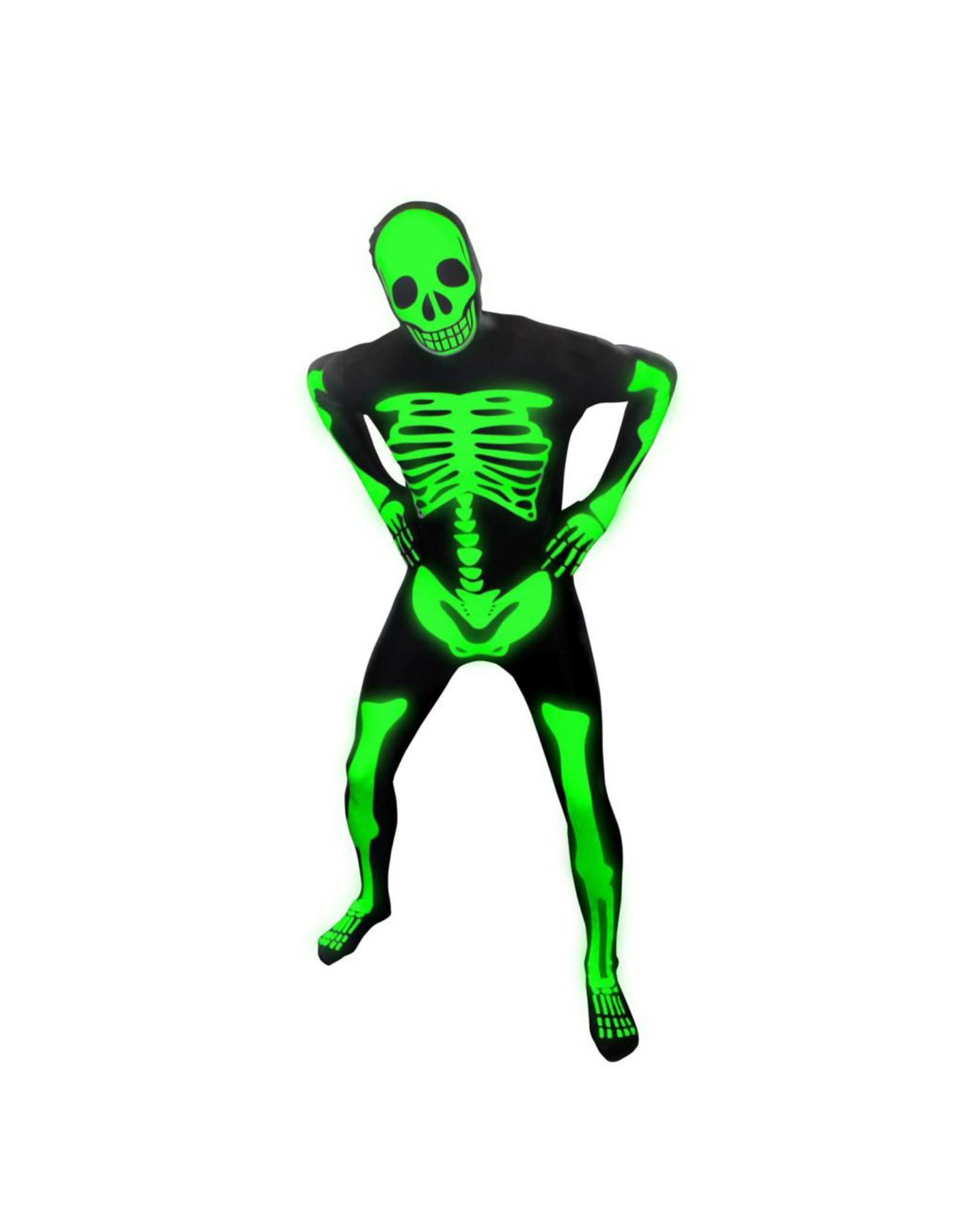 Morphsuits Morphsuit Glow Skeleton