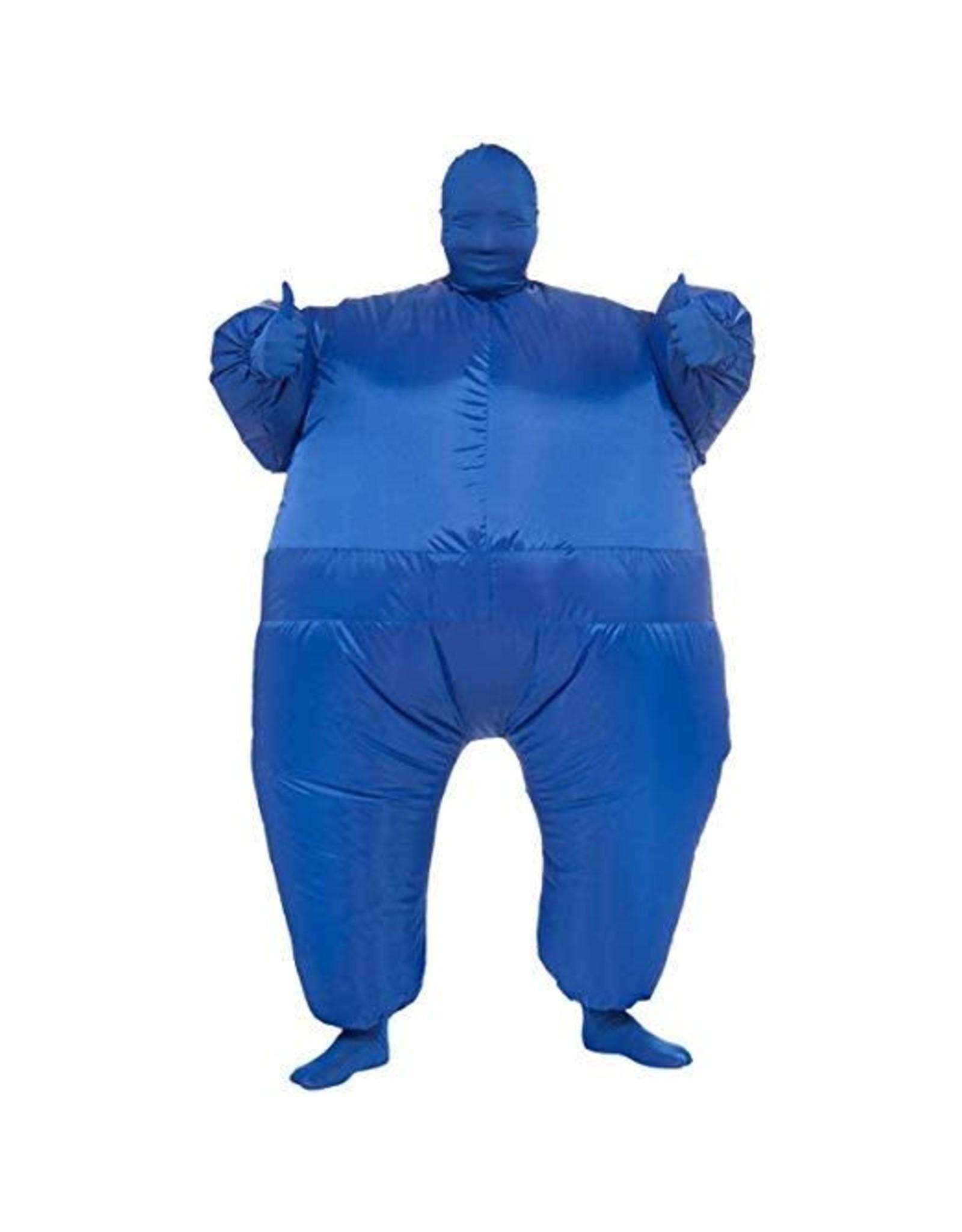 Morphsuits Light-Up Mega Morph Blue