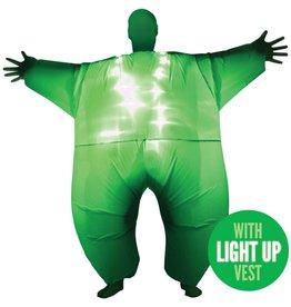 Morphsuits Light-Up Mega Morph Green