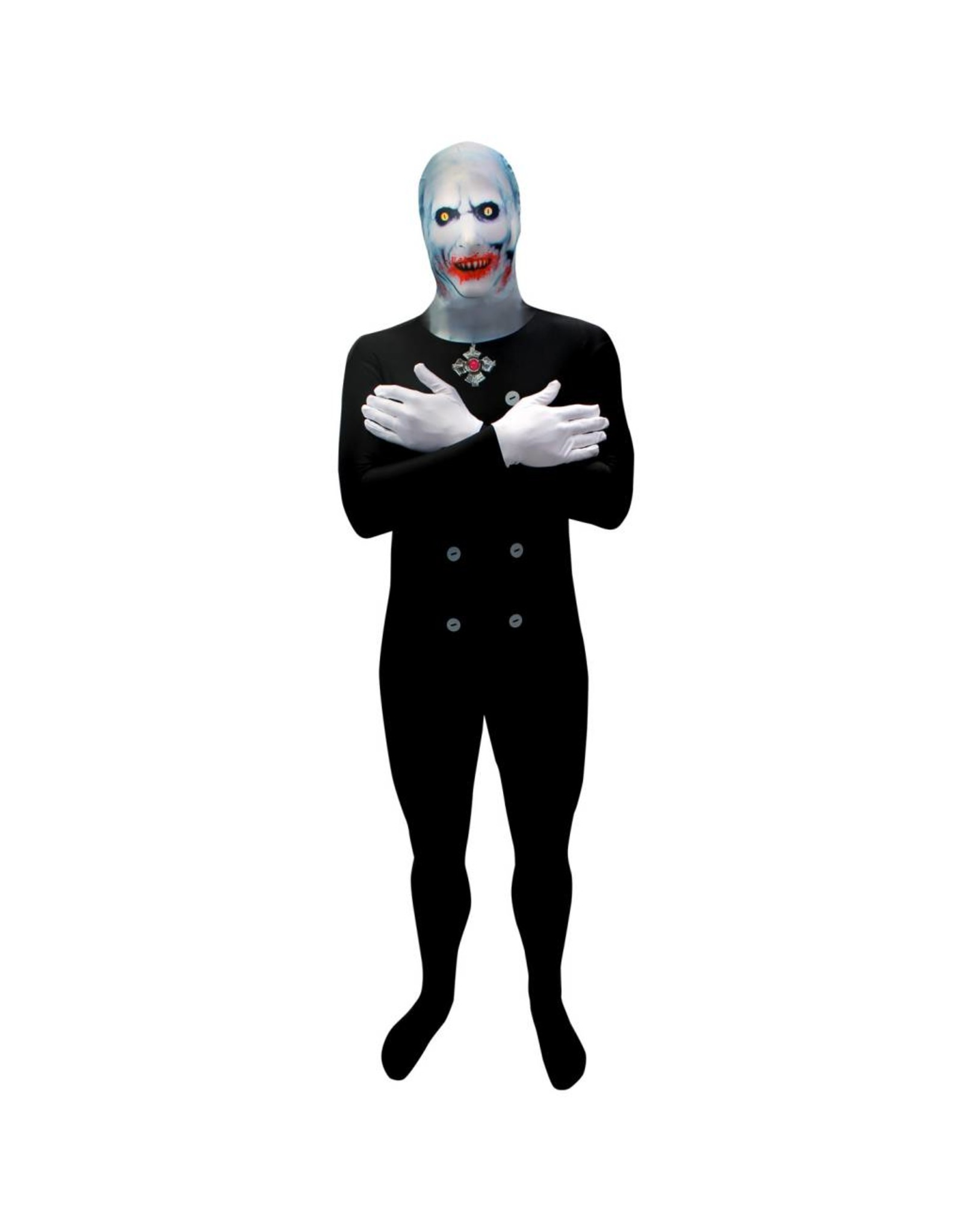 Morphsuits Morphsuit Scary Dracula