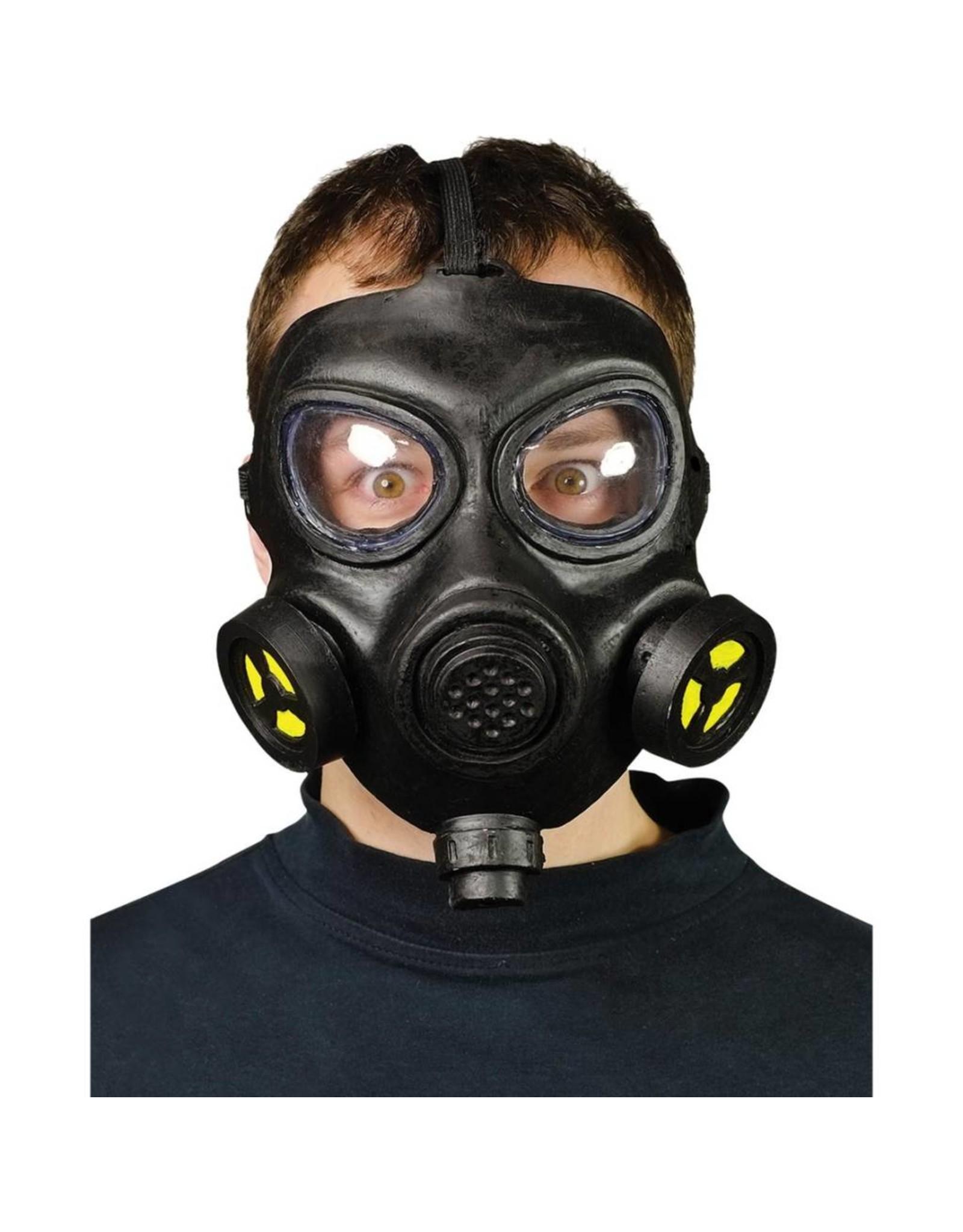 Morris Costumes Gas Mask