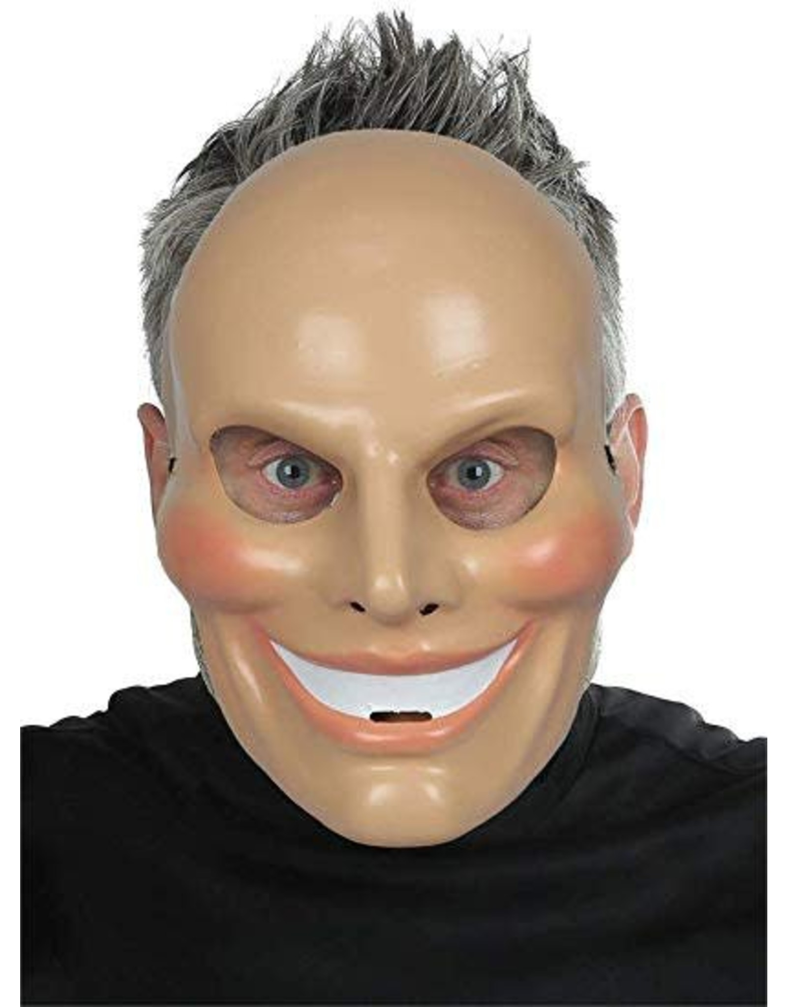Morris Costumes Sinister Smiley Face Mask