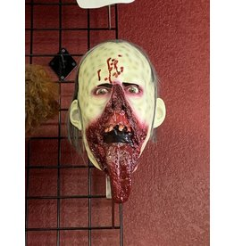 Morris Costumes Dr Tongue Mask