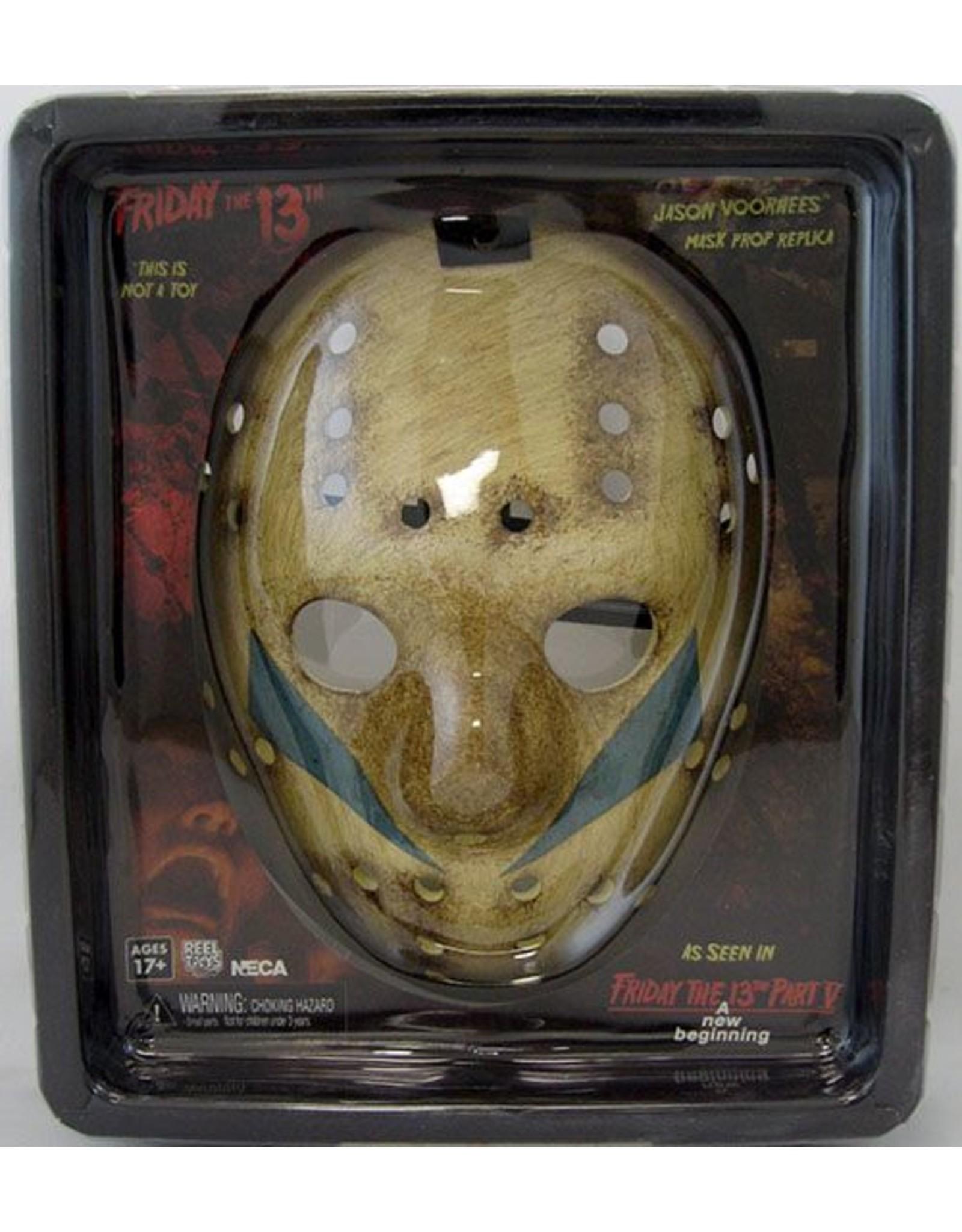 NECA Jason Part 5 Replica Mask