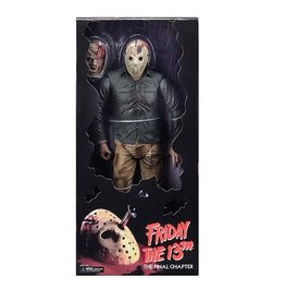 NECA Friday the 13th Jason 1/4 Action Figure