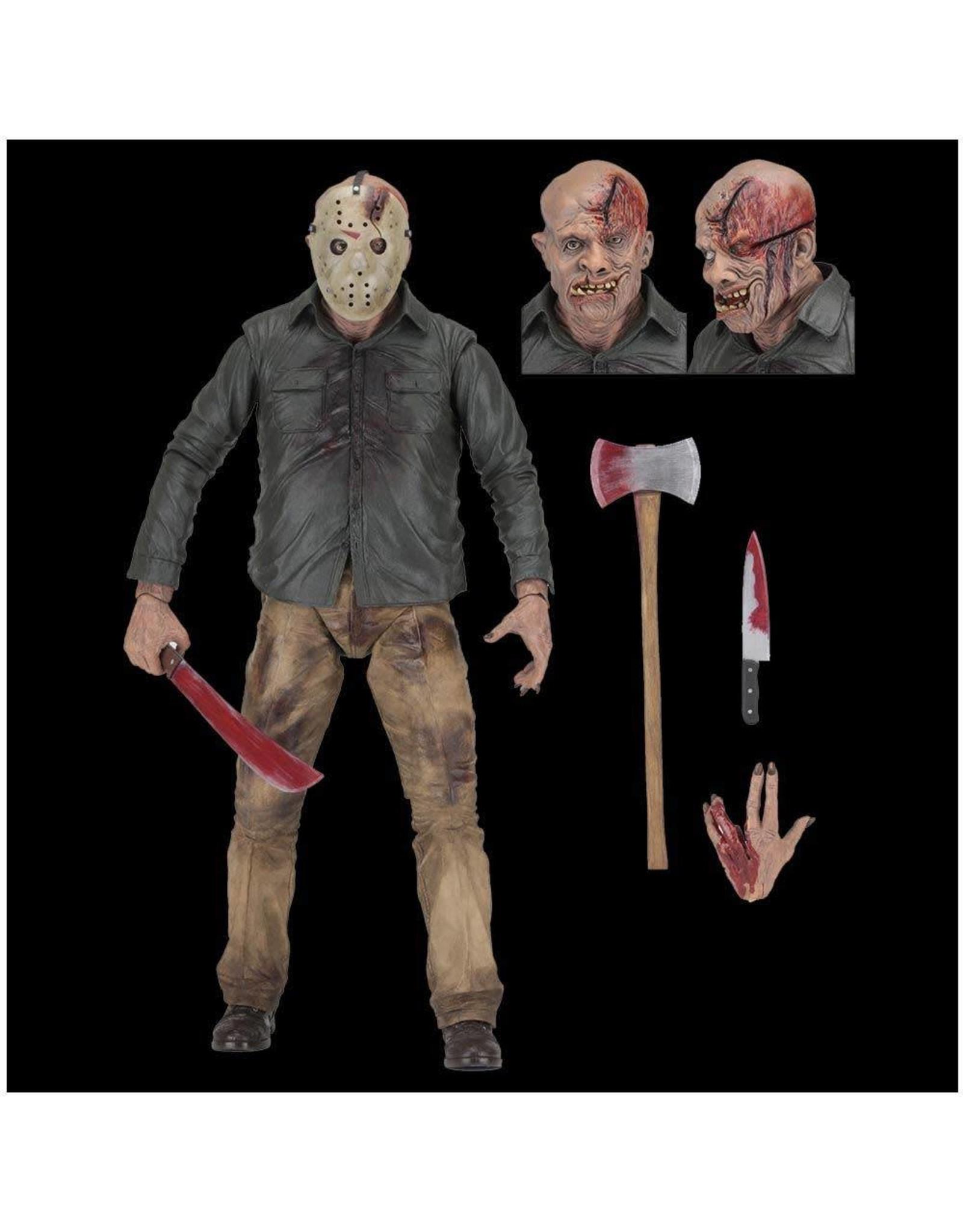 NECA Friday the 13th Jason 1/4 Action Figure