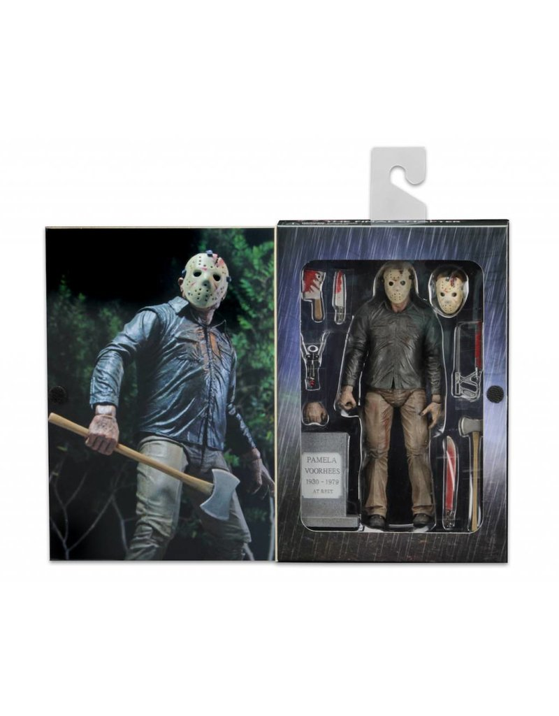 NECA Ultimate Jason Part 4 Figure