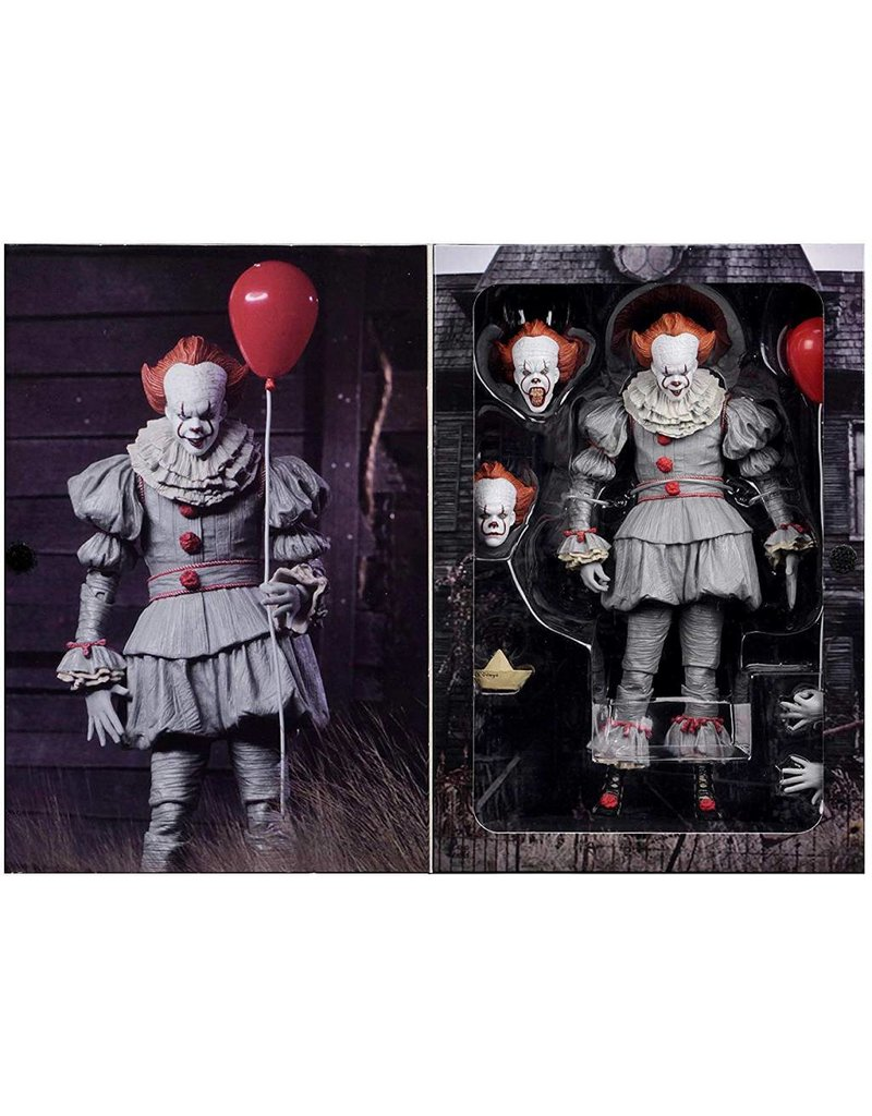 NECA Pennywise Action Figure