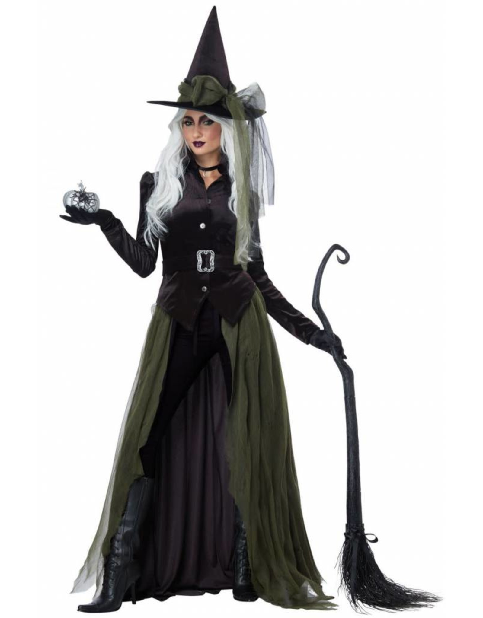California Costume Gothic Witch
