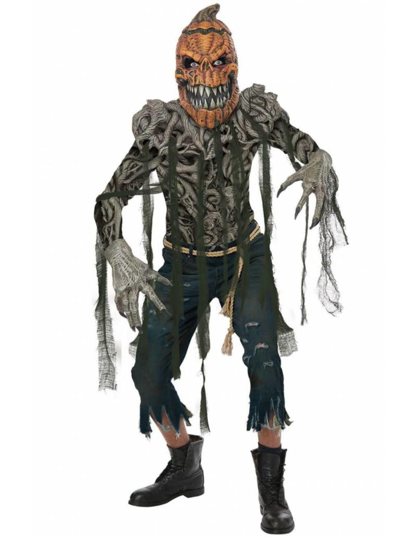 California Costume Pumpkin Creature Adult
