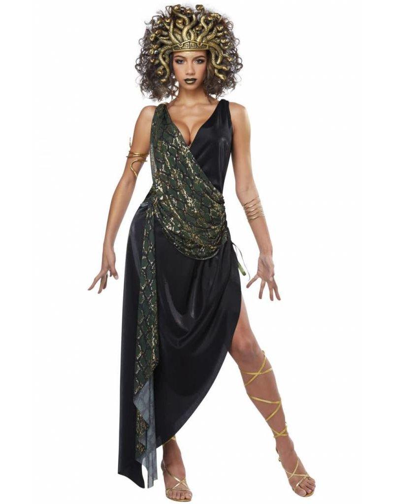 California Costume Sedusa Medusa