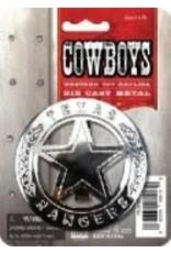 Parris Manufacturing Texas Ranger Badge