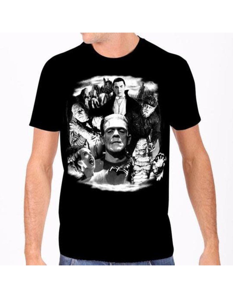 Rock Rebel Bela Collage Tee