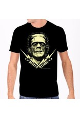 Rock Rebel Frankenstein Bolts Tee