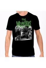 Rock Rebel Munster Family Coach Tee