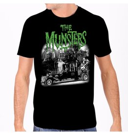 Rock Rebel Munster Family Coach Tee