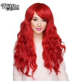 Rockstar Wigs Classic Wavy Crimson Red Wig
