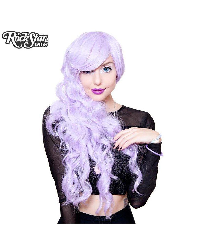 Rockstar Wigs Classic Wavy Lavender Wig