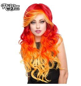 Rockstar Wigs Triflect Screaming Crimson Wig