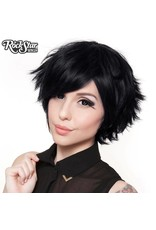 Rockstar Wigs Boy Cut Black