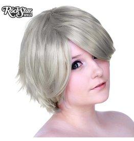 Rockstar Wigs Boy Cut Silver Wig