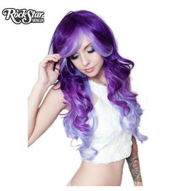 Rockstar Wigs Triflect Purple Possession Wig