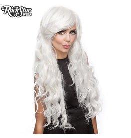 Rockstar Wigs Classic Wavy White Wig