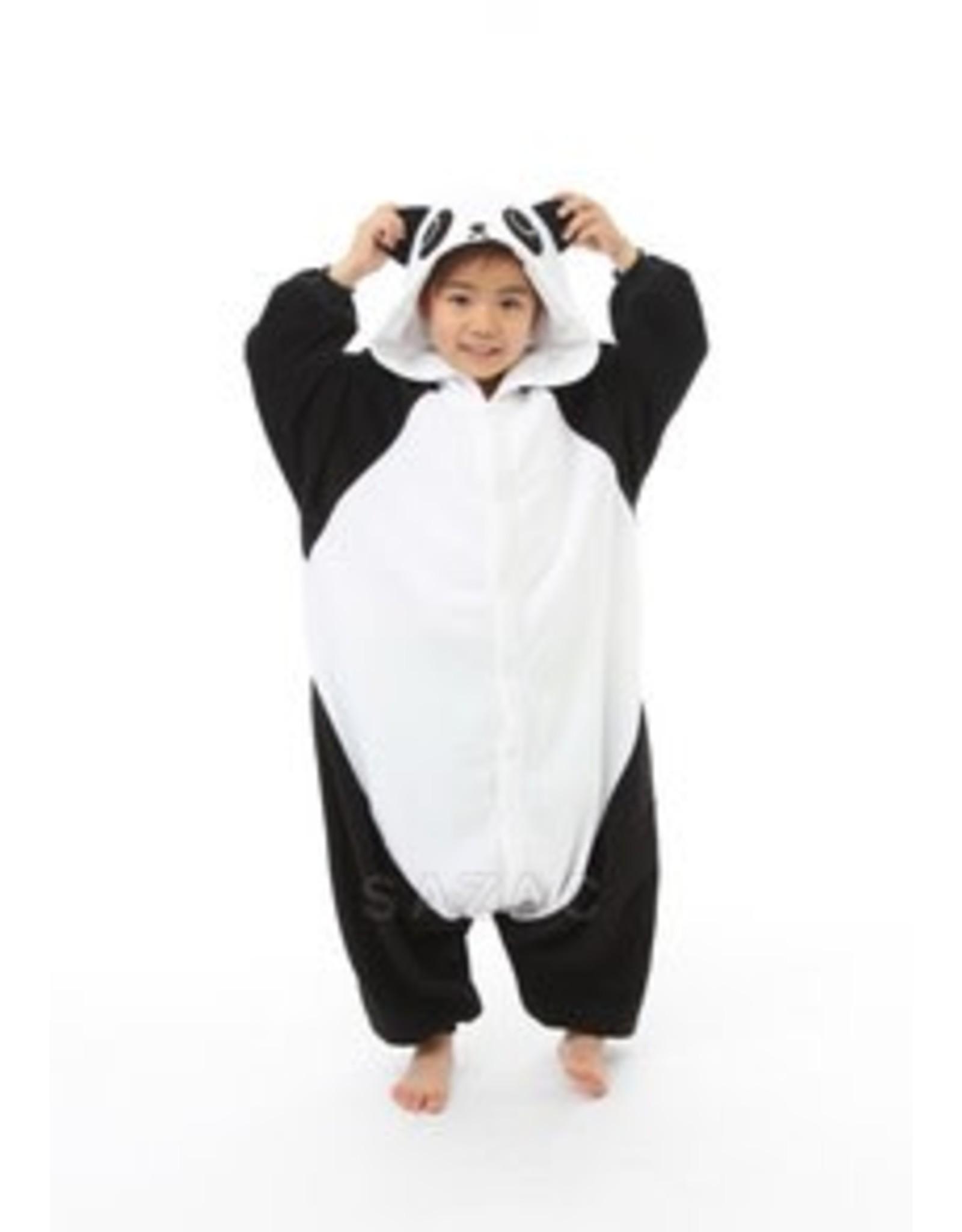 Sazac Kigurumi Kids Panda