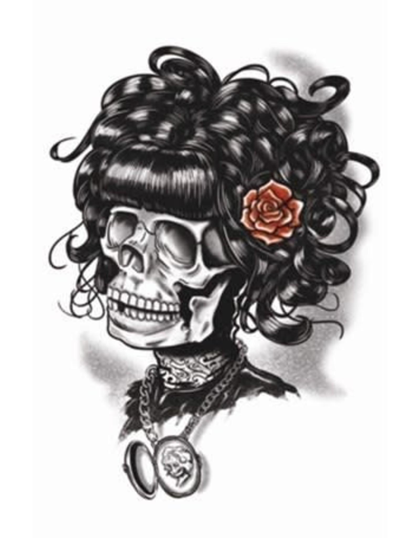 Tinsley Transfers Doris the Dead Tattoo
