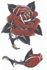 Tinsley Transfers 1940 Rose Tattoo