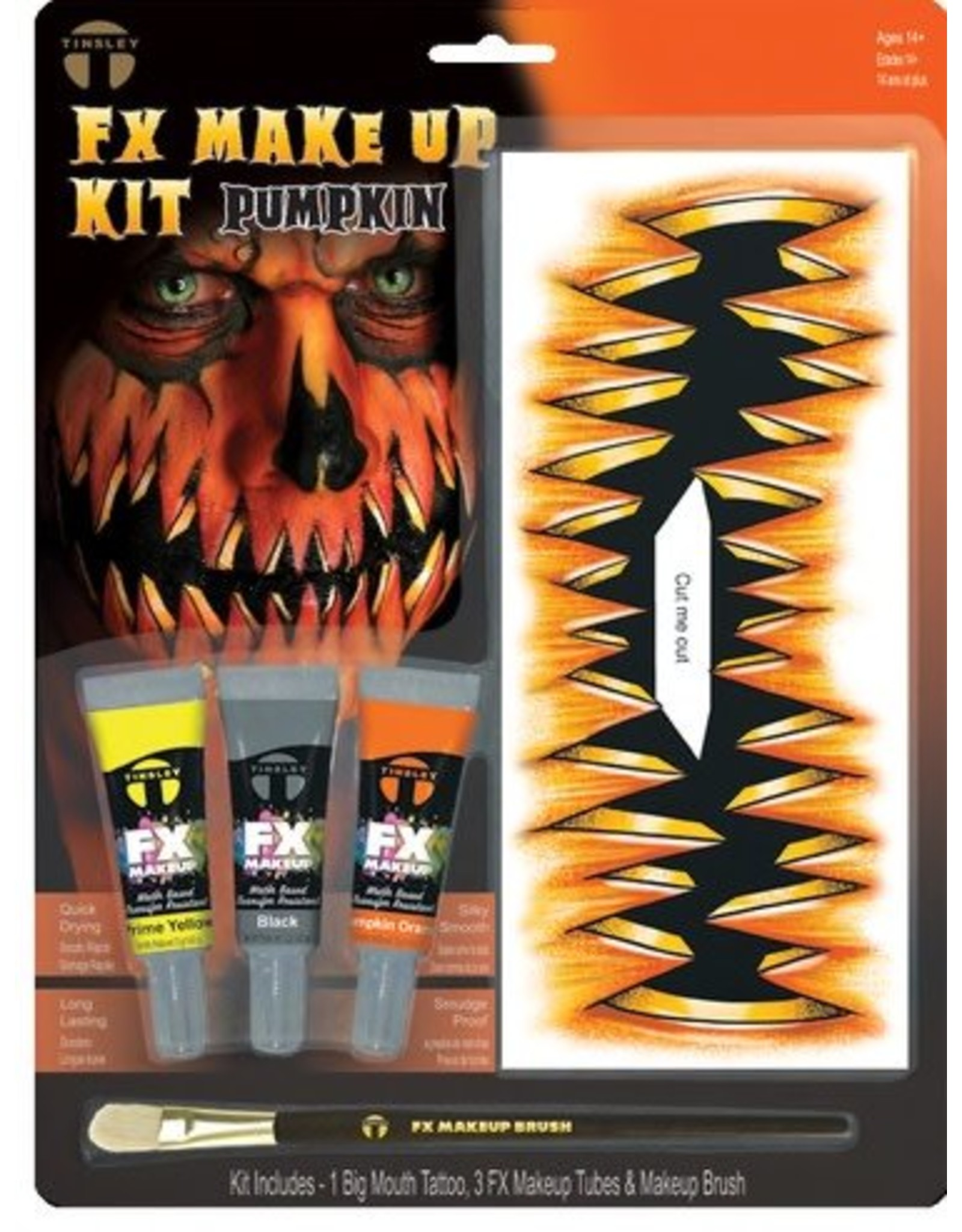 Tinsley Transfers FX Pumpkin Kit