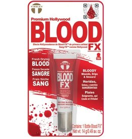 Tinsley Transfers FX Drying Blood