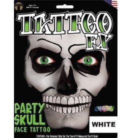 Tinsley Transfers Party Skull