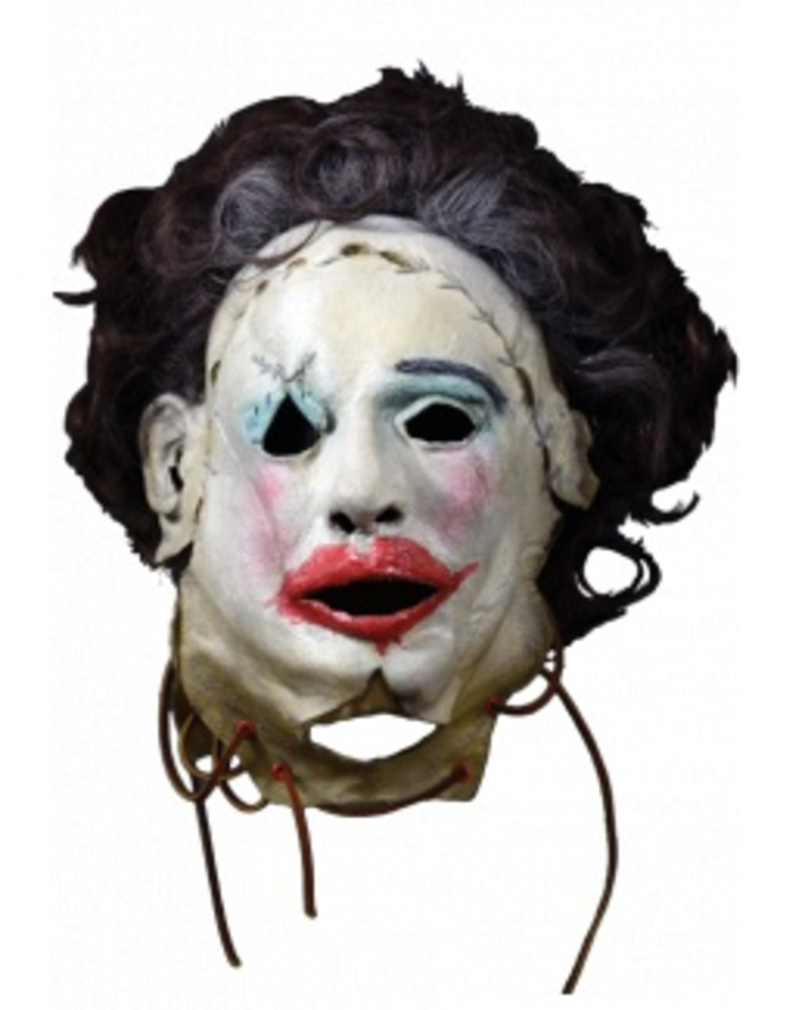 Trick or Treat Studios Leatherface Woman Mask