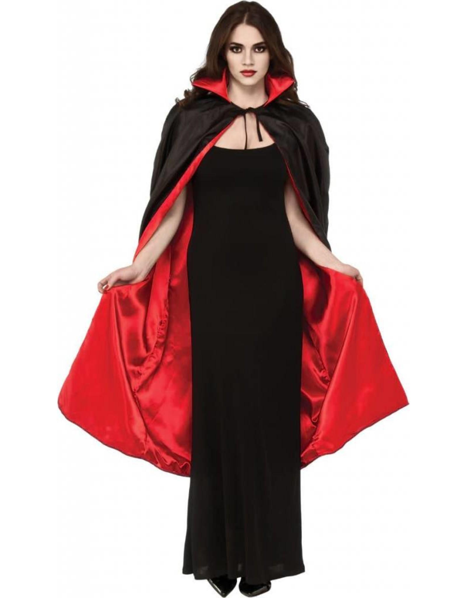 Rubies Satin Vampire Cape