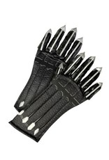 Rubies Black Panther Child Gloves