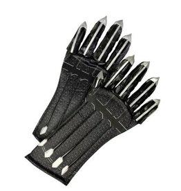 Rubies Black Panther Child Gloves
