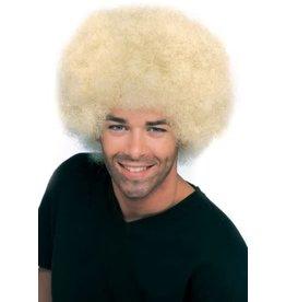 Rubies Afro Blonde